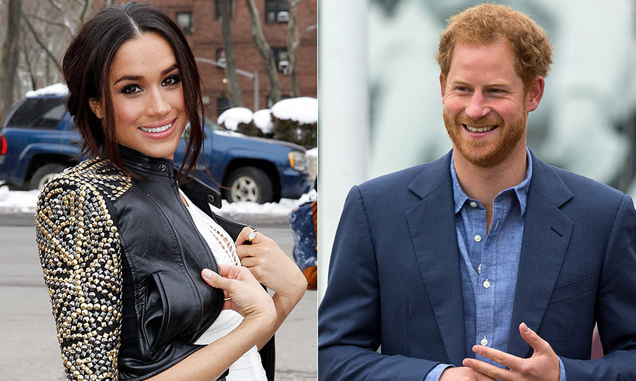 Prince Harry took his girlfriend Meghan Markle on a tour of the Natural History Museum. Photo: © Getty Images