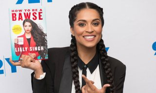 Imagini pentru lilly singh how to be a bawse
