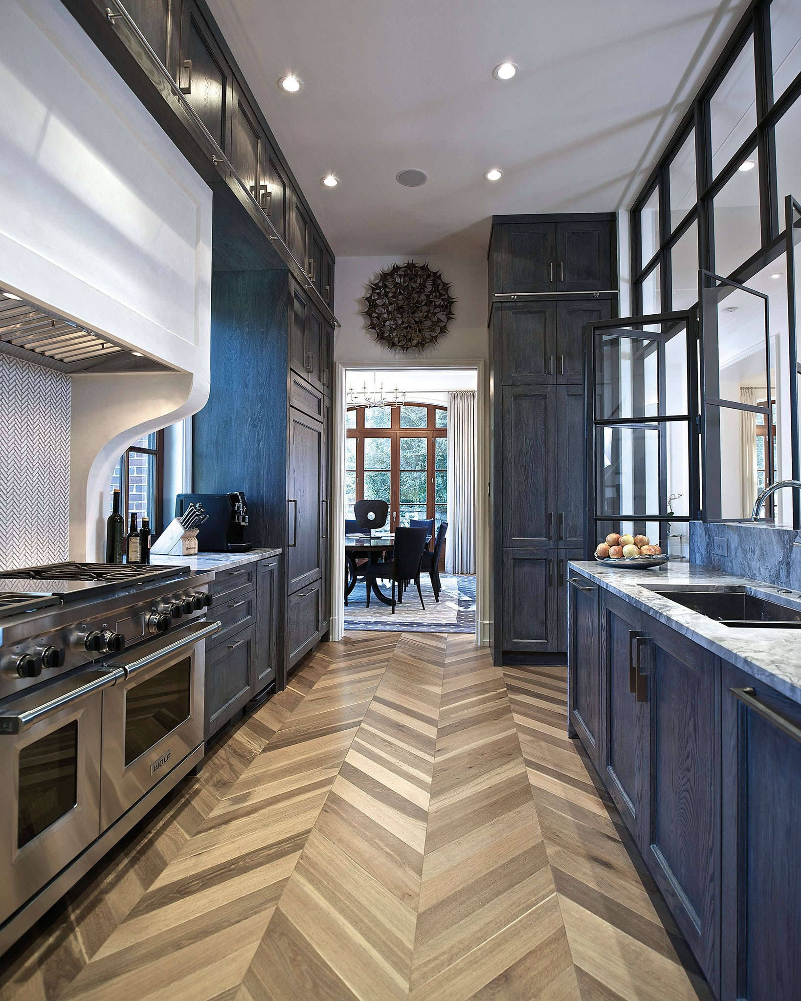 The Prado Sub Zero Wolf And Cove Kitchens