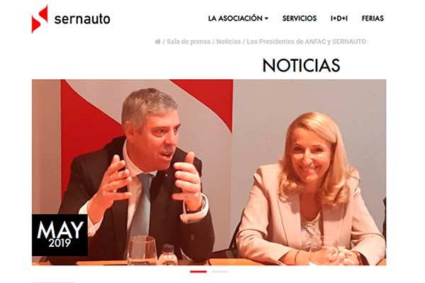 Anfac y Sernauto piden medidas a corto, medio y largo plazo para atraer inversión y ganar competitividad