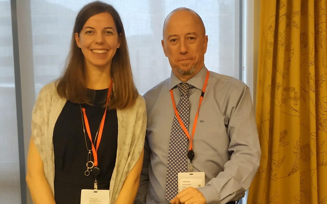 """El CAAR participa en Bruselas en el workshop del proyecto """"Blueprint for Sectoral Cooperation on Skills"""""""