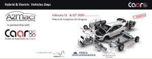 A2Mac1. Hybrid & Electric Vehicles Days @ Palacio de Congresos de Zaragoza