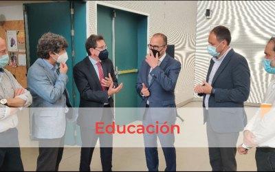 Educación reforzará la FP de la comunidad con cursos de especialización y un impulso a la formación dual