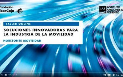 Horizonte MOVILIDAD – Soluciones innovadoras para la industria de la movilidad