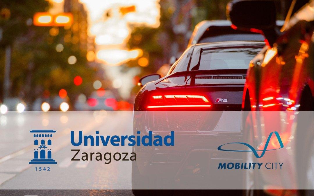 Destacados expertos en movilidad y datos participan en un ciclo de videoconferencias organizado por Mobility City y la Universidad de Zaragoza
