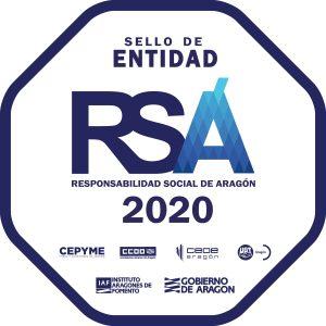sello RSA entidad 2020