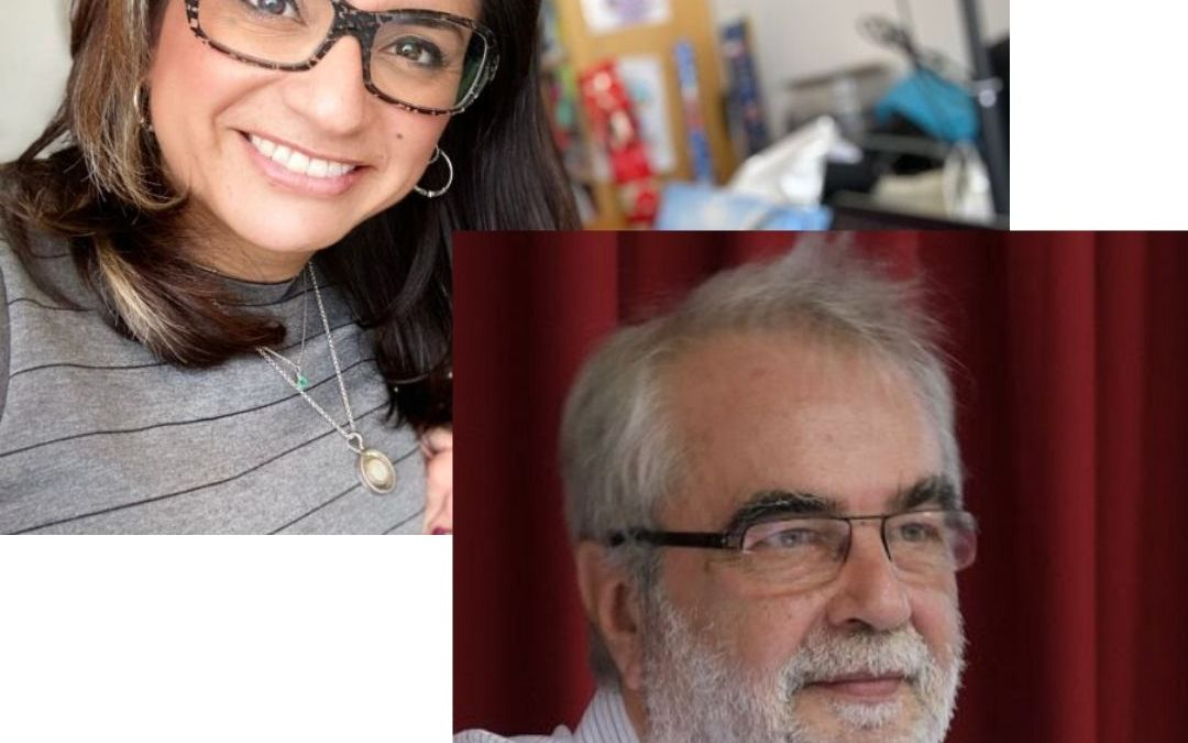 Ep-25 Linda Castañeda y Jordi Adell, Educación y tecnologia.