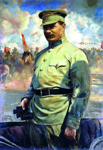 Mihail Frunze, moldoveanul ce putea fi succesorul lui Lenin… | Cabal in  Kabul