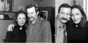 z14669503Q,Po-lewej--Oriana-Fallaci-i-Lech-Walesa-w-1981-r--P