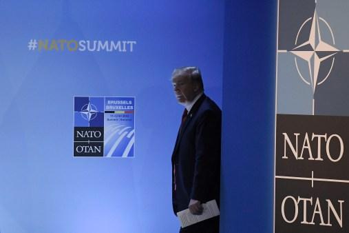 EU Nato Summit