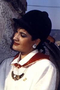1987 1988 Amazona Isa Guerrero Asturiano