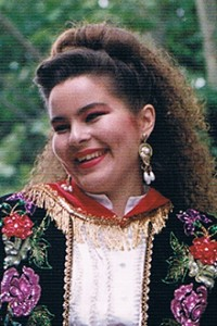 1992 1993 Amazona Mayor Gloria Moya Sánchez