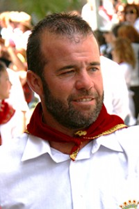2009 Caballista José Antonio Robles García