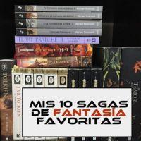Las 10 mejores sagas literarias de Fantasía