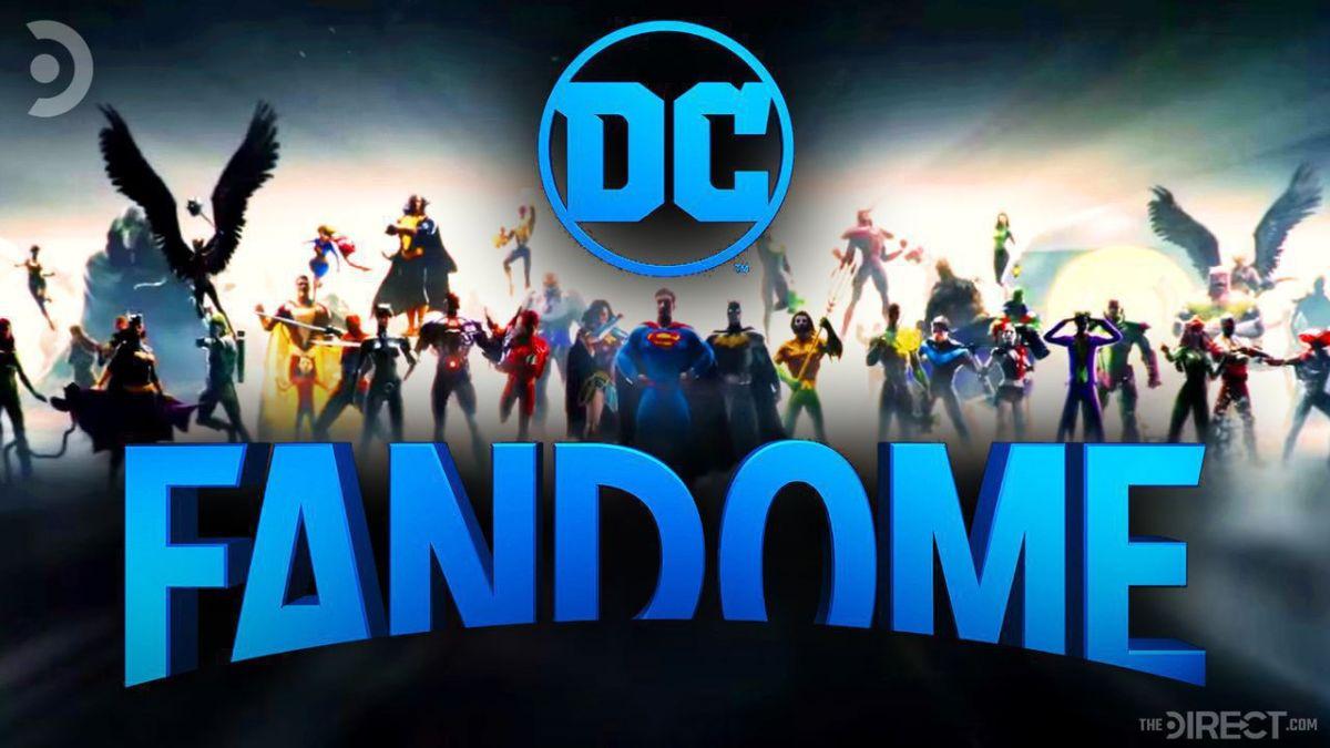 DC FanDome | Conheça a grade com horários e eventos do próximo dia 22.