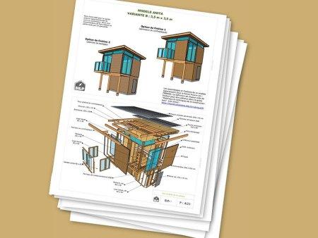 construction en bois cabanes abris