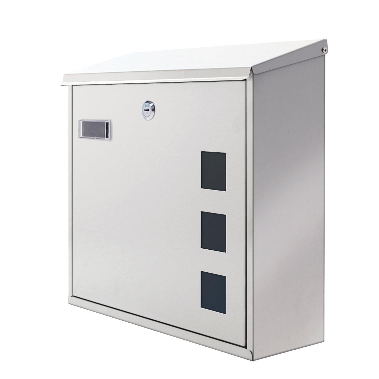 ステンレスポストB シリンダー錠 TMD014B