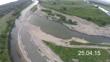 Rio Yasica, mina del cueche