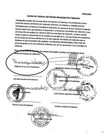 peticion contra peter orr y michel kaoba