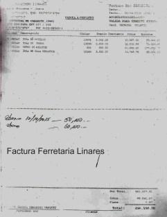 factura ferretaria Linares 050915
