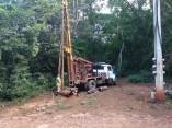 camion perforacion pozo