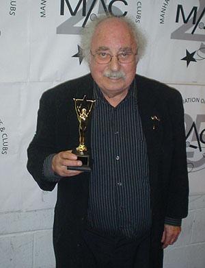 With his 2008 MAC Award