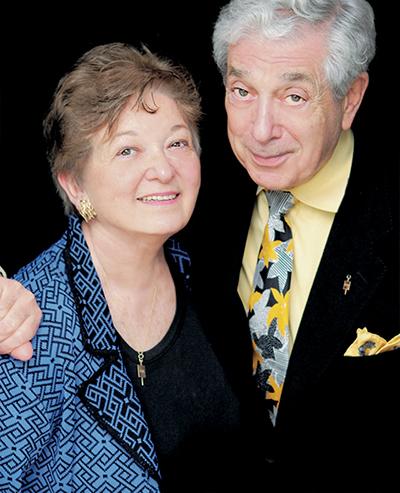 Barbara & Peter Leavy