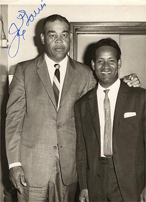 Joe Lewis & Frank