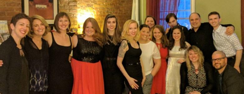 New York City Master Chorale Springtime In New York Cabaret Scenes