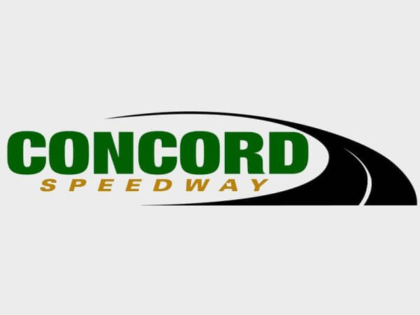 concord speedway logo