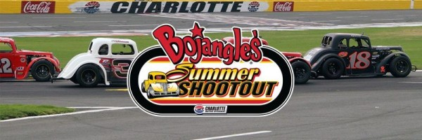 summer shootout with cars logo
