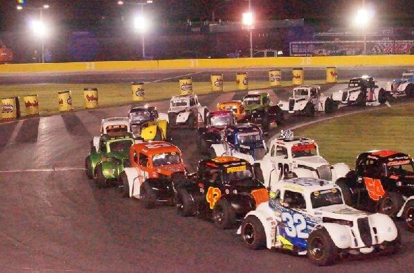 Racing from earlier this season - CMS Photo by John Davison
