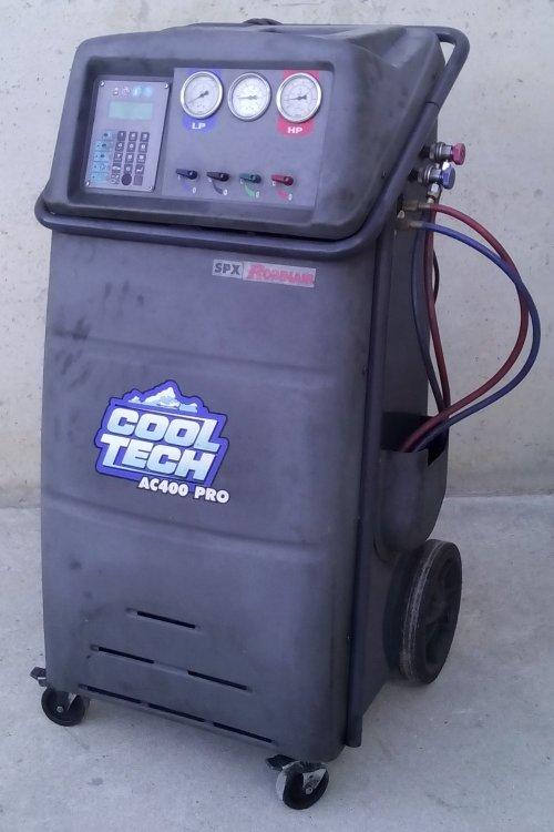 Màquina aire condicionat cotxes COOL TECH PRO 400