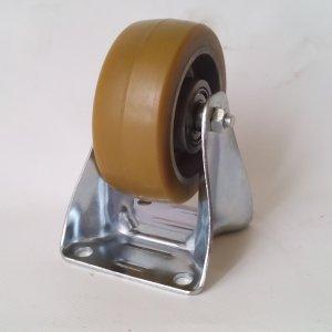 Roda fixa 10cm KAISER