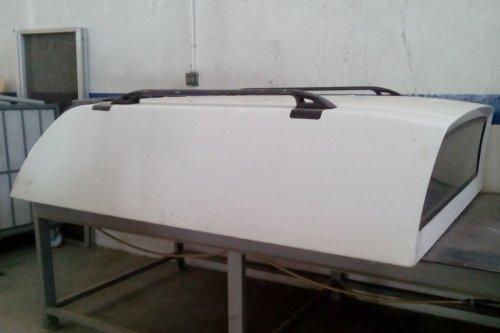 Capó pick up 240x140x50cm
