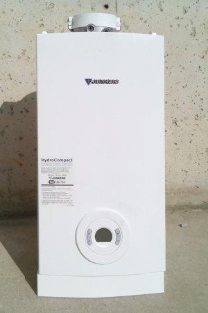 Escalfador d'aigua JUNKERS HYDROCOMPACT WTD 12 AME 23 a cabauoportunitats.com