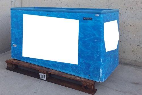 Congelador de segona mà KOXKA 130X60X83cm a cabauoportunitats.com
