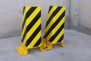 Protecciones antichoque en u 14x19x40cm nuevas en cabauoportunitats.com