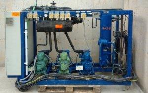 Equip refrigeració cambres congelació LINDE VPP 330-4160 d'ocasió a cabauoportunitats.com Balaguer - Lleida - Catalunya