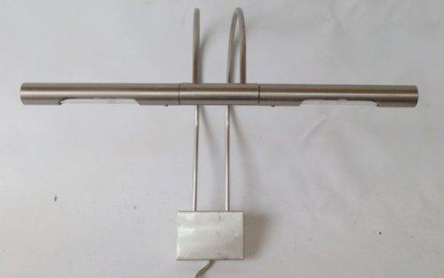 Làmpada de paret cromada IKEA d'ocasió a cabauoportunitats.com. Balaguer - Lleida - Catalunya