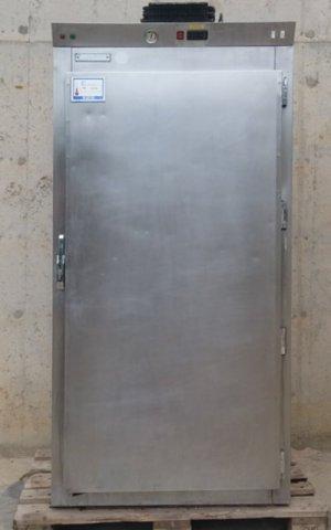 Cambra frigorífica d'acer inoxidable d'ocasió a cabauoportunitats.com Balaguer - Lleida - Catalunya
