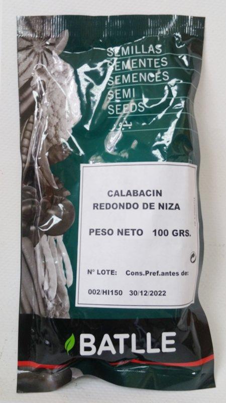 Llavor de carbassó rodó de NIÇA BATLLE d'ocasió a cabauoportunitats.com Balaguer - Lleida - Catalunya