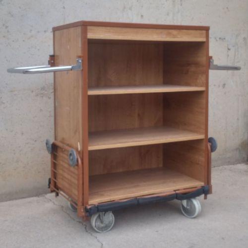 Carro de fusta 4 posts d'ocasió a cabauoportunitats.com Balaguer - Lleida - Catalunya