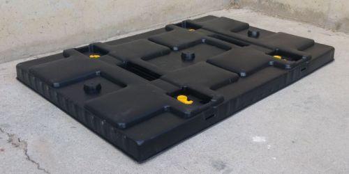 Tapa per a contenidor 120x80cm d'ocasió a cabauoportunitats.com Balaguer - Lleida - Catalunya