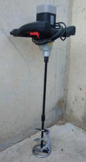 Mescladora de ciment BELLOTA M12 Light d'ocasió a cabauoportunitats.com Balaguer - Lleida - Catalunya