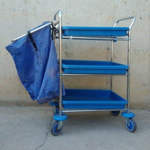 Carro per a la neteja d'ocasió a cabauoportunitats.com Balaguer - Lleida - Catalunya