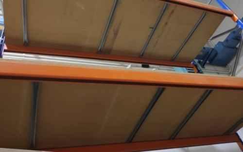 Estantería carga 2000kg 270x100x450cm de ocasión ens cabauoportunitats.com