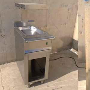 Calentador de patatas fritas JEMI de segunda mano en cabauoportunitats.com