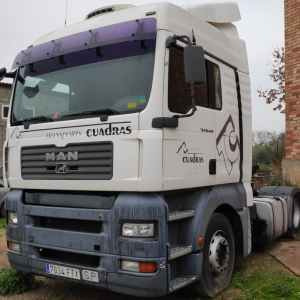 Tractora MAN TGA 18.440 de segona mà a cabauoportunitats.com Balaguer - Lleida - Catalunya