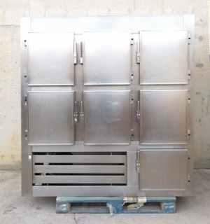 Cambra frigorífica de 7 portes de segona mà a cabauoportunitats.com Balaguer - Lleida - Catalunya